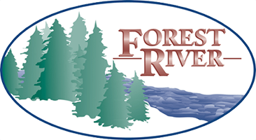 Forestriver trailer logo